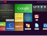Tạo giao diện Metro Windows 8 với Awesome New Tab Page 2013.446.11